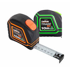 XL410M8 - LIFKIN TAPE 10m TAPE MEASURE