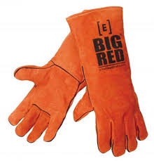 300FLWKTXL - ELLIOTS BIG RED WELDING GLOVE