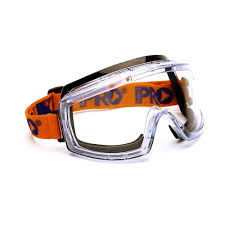3700 - PRO SAFETY GOGGLES CLEAR
