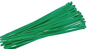 CT30036G - GREEN CABLE TIE 300x3.6mm 100P