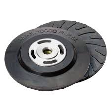 GTP162214 - 125mm RUBBER BACKING DISC