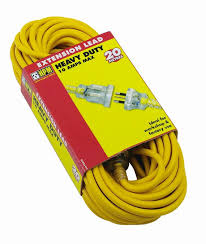 9321001141099 - 20M HPM EXTENSION LEAD 10A H/D