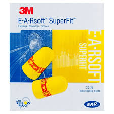 70071515038 - 3M SUPER FIT EAR SOFT PLUG