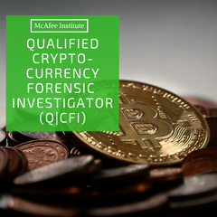 Qualified Cryptocurrency Forensic Investigator (Q|CFI)