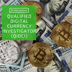 Qualified Digital Currency Investigator (Q|DCI)