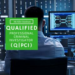 Qualified Professional Criminal Investigator (Q|PCI)
