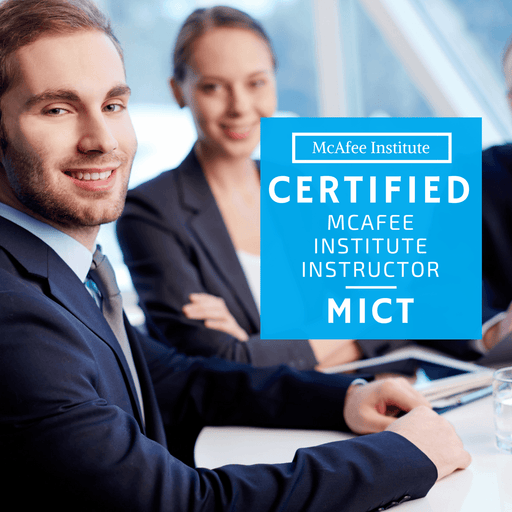 McAfee Institute Certified Trainer (MICT) - McAfee Institute