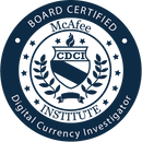 Certified Digital Currency Investigator (CDCI) - Residential - McAfee Institute