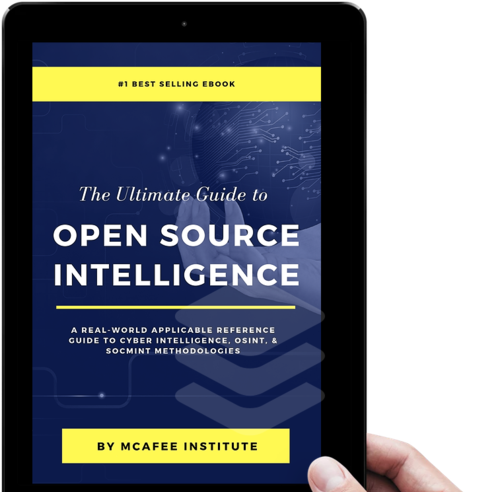The Ultimate Guide to Open Source Intelligence