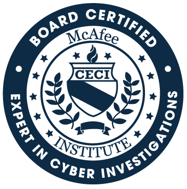 Certified Expert in Cyber Investigations (CECI)