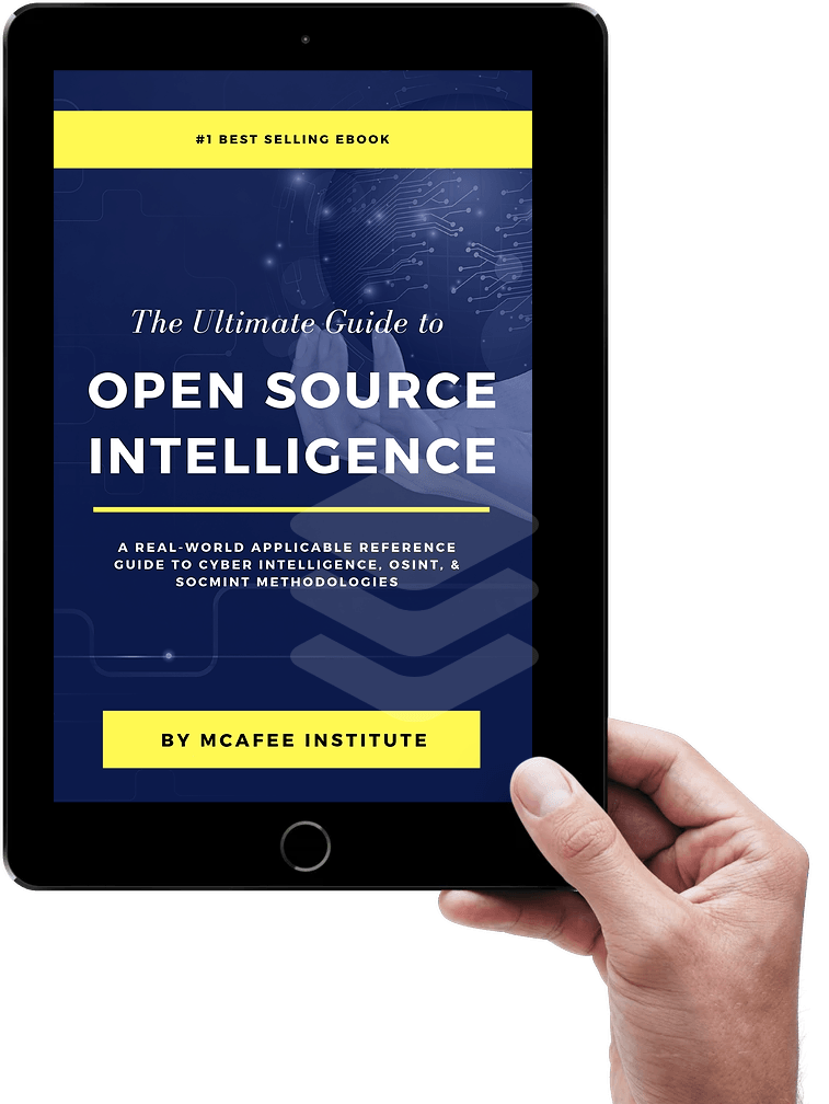 The Ultimate Guide to OSINT Ebook