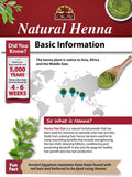 Okay Herbal Henna, Wine Red 2 oz.