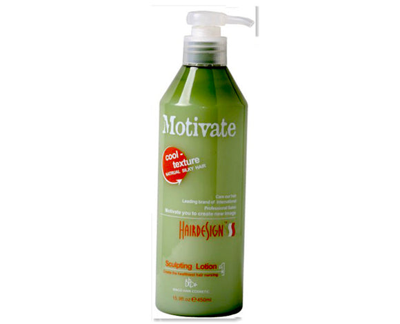 HAIRDESIGN. MOTIVATE Hair styling sculpting gel lotion hair styling gel