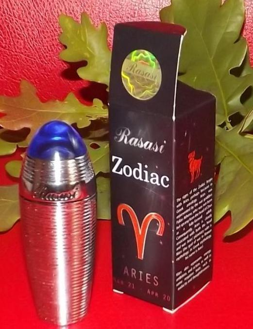 Zodiac Non Alcohol Concentrated Perfume - Aries For Women & Men
