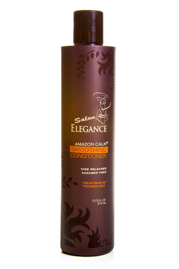 Elegance Amazon Calm Smoothing Conditioner Paraben Free 10.5 oz.