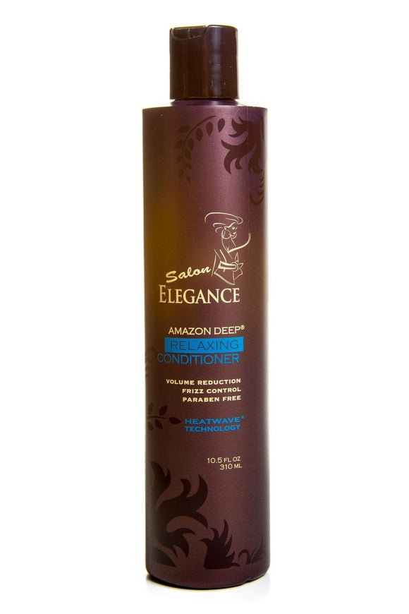 Elegance Amazon Deep Relaxing Conditioner 10.5 oz.