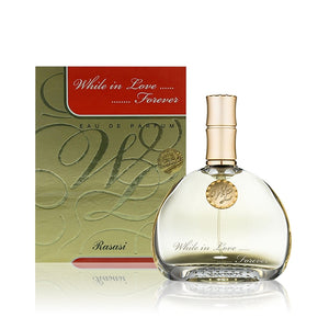 Rasasi While in Love Forever Eau de Parfum - 80 ml  (For Women)