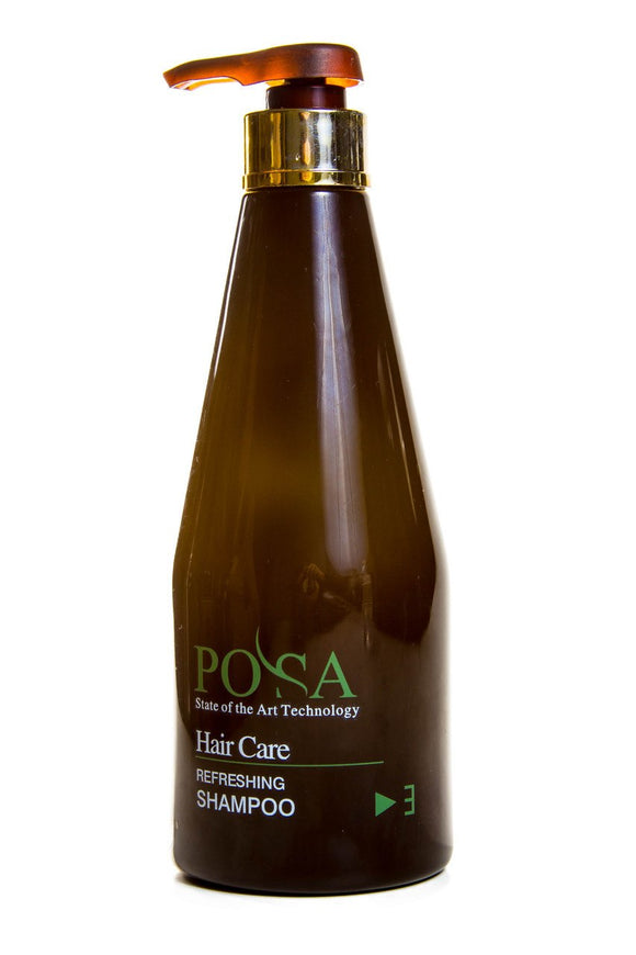 Posa Refreshing Shampoo 16.91 oz.