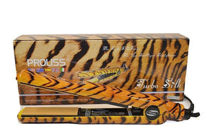 Proliss Turbo Silk Titanium Ionic Straightener Tiger