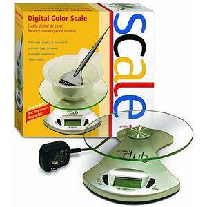 Club Digital Color Scale