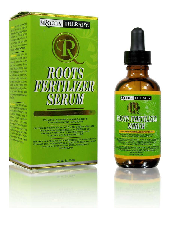 Roots Therapy Fertilizer Serum, 2 Ounce 59ml. by Roots Therapy