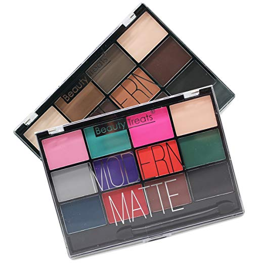 Beauty Treats Modern Matte Eyeshadow Palette