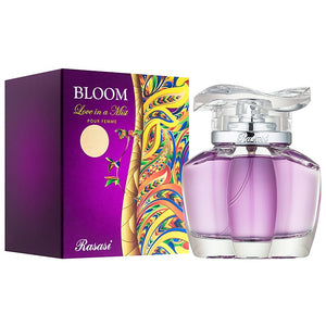 Rasasi Bloom Love in a Mist Eau de Parfum for Women 85 ml