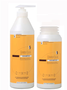 Hairdesign shampoo  Keratin Infused Oil Control Anti Hair Loss .500 Ml