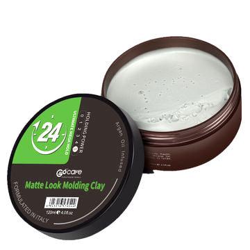 GOCARE matte look hair clay120ml