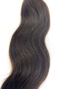 elegance weft hair extensions 100%  virgin Peruvian hair