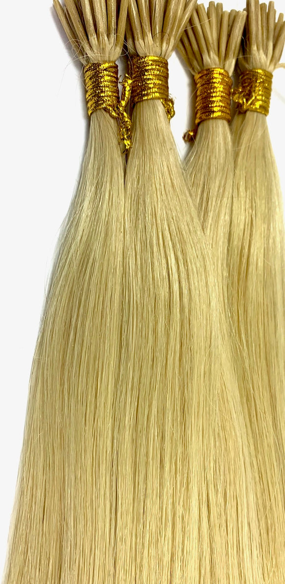 ELEGANCE HAIR EXTENSIONS GLUE 100 VIRGIN  HUMAN HAIR 20 INCH (STRAIGHT)
