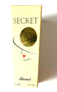 Rasasi secret for  Women, 5ml, No Alcohol Concentrated Perfume