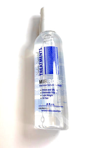 MIRRORS FLAT IRON SERUM FOR HAIR 6FL OZ.