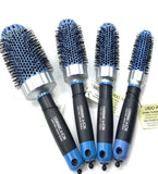 Lado Blue Ceramic and Ionic Dome Type Hot Curling Brush
