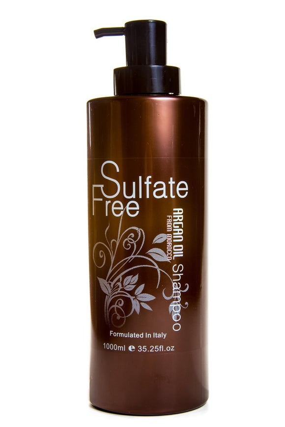 Sulfate Free Argan Oil Shampoo from Morocco.1000ML  35.25 oz.