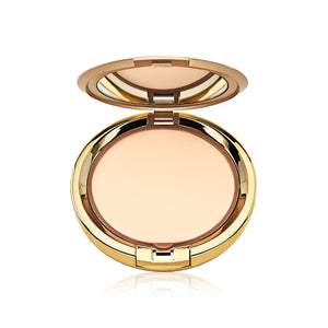 01 Shell Milani Even-Touch Powder Foundation