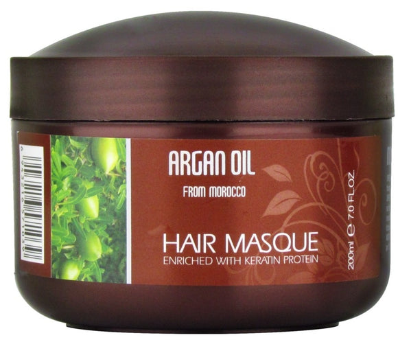 Morocco Argan Oil Keratin Protein Hair Masque 200 ml.7.oz