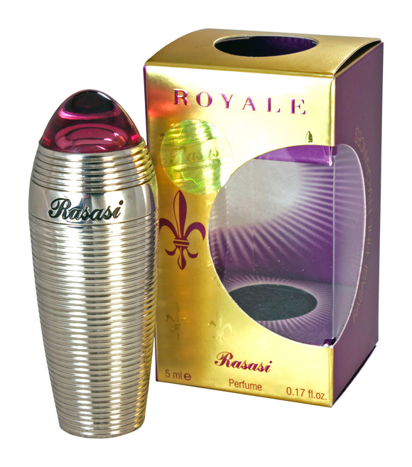 Rasasi Royale For Women, 5ml, No Alcohol Concentrated Perfume