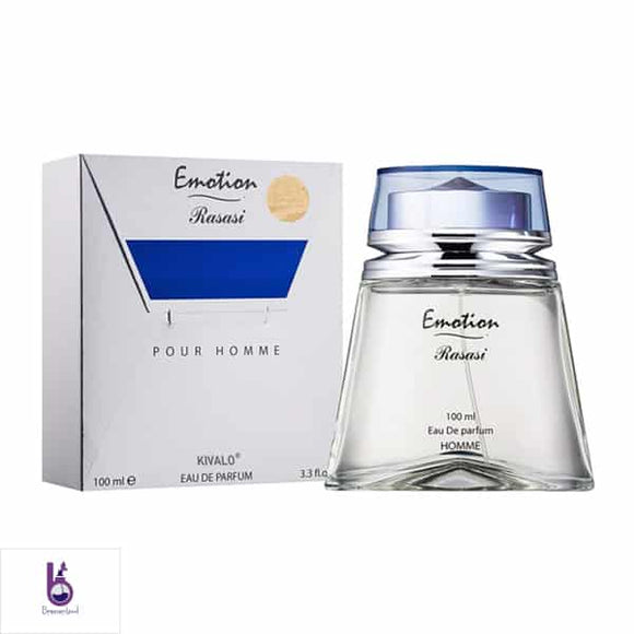 Rasasi Emotion Eau de Parfum Natural Spray for Men 100 m
