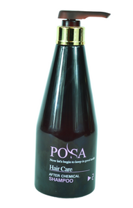Posa After Chemical Shampoo 500ML