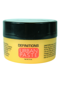 DEFINITIONS URBAN PASTE .6OZ MADE IN U.S.A.