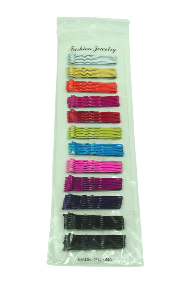 Multi-Color Bobby Pins 84 ct