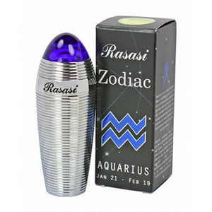 RASASI zodiac Aquarius FOR WOMEN AND MEN  CONCENTRATED PERFUM