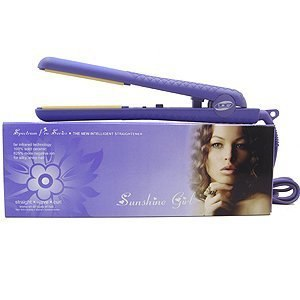 I S O .Straightening Flat Iron Sunshine Girl -  Blue