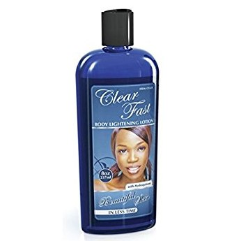 Clear Fast Body Lightening Lotion