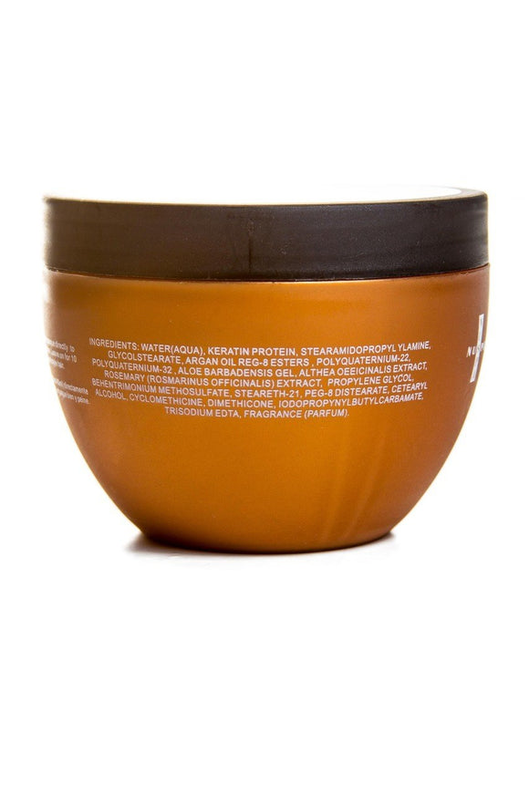 Argan Oil Hair Masque Enriched with Keratin Protein 250 ML.
