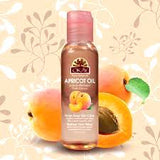 OKAY Paraben FREE Apricot Oil for Hair and Skin - 2 Oz Bottle