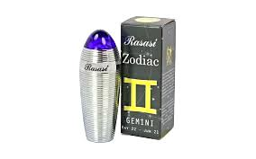 Zodiac Non Alcohol Concentrated Perfume - Gemini For Wamen& Men
