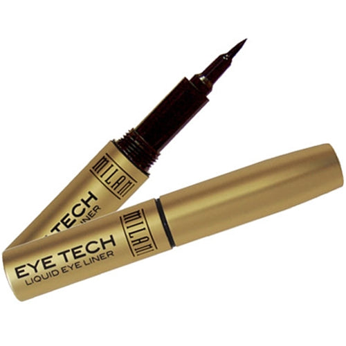 MILANI EYE TECH LIQUID EYE LINER #01 BLACK