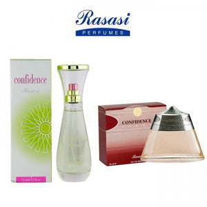 Rasasi Confidence Perfume for Women 75ml